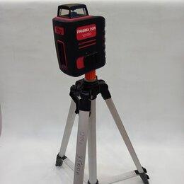 Измерительные инструменты и приборы - Лазерный нивелир Prisma 20R V2H360, 0