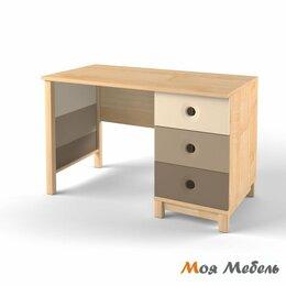 Компьютерные и письменные столы - Стол с тумбой универсальный «Робин Wood», 0