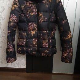Куртки и пуховики - Куртка утепленая для девочки, 0