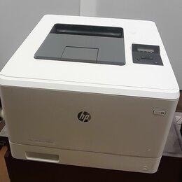 Принтеры, сканеры и МФУ - Цветной лазерный принтер HP Color LaserJet M452dn, 0