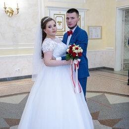 Платья - Платье свадебное белоснежное , 0