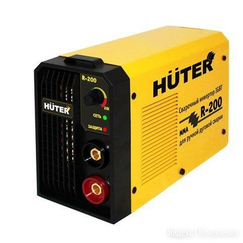 HUTER R-200 Сварочный аппарат по цене 6294₽ - Грузоподъемное оборудование, фото 0