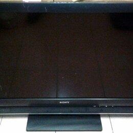 Телевизоры - Телевизор Sony KDL-40L4000 неисправный, 0