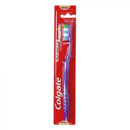 """Зубные щетки - Зубная щётка """"Колгейт"""" классика мягкая """"Плюс&quot, 0"""