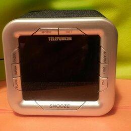 Радиоприемники - Радиоприемник telefunken tf-1505 (черный), 0