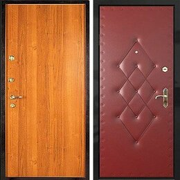 Входные двери - Металлические двери. Стальные двери. Железные двери., 0