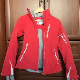 Защита и экипировка - Горнолыжная куртка  Salomon , 0