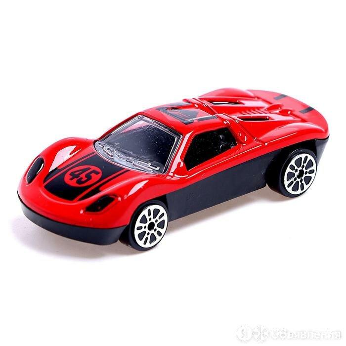 Машина металлическая «Рейсинг», МИКС по цене 125₽ - Швейные машины, фото 0