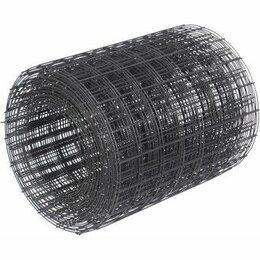 Сетки и решетки - Сетка сварная кладочная рулонная 50*50 (0,35*25), 0