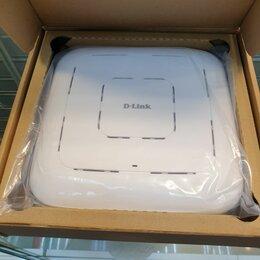 Проводные роутеры и коммутаторы - Wi-Fi Mesh Роутер D-Link DAP-300P, белый (DAP-300P/A1A)  , 0