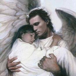 Новогодний декор и аксессуары - У ангела на руках Артикул : GS 1148, 0