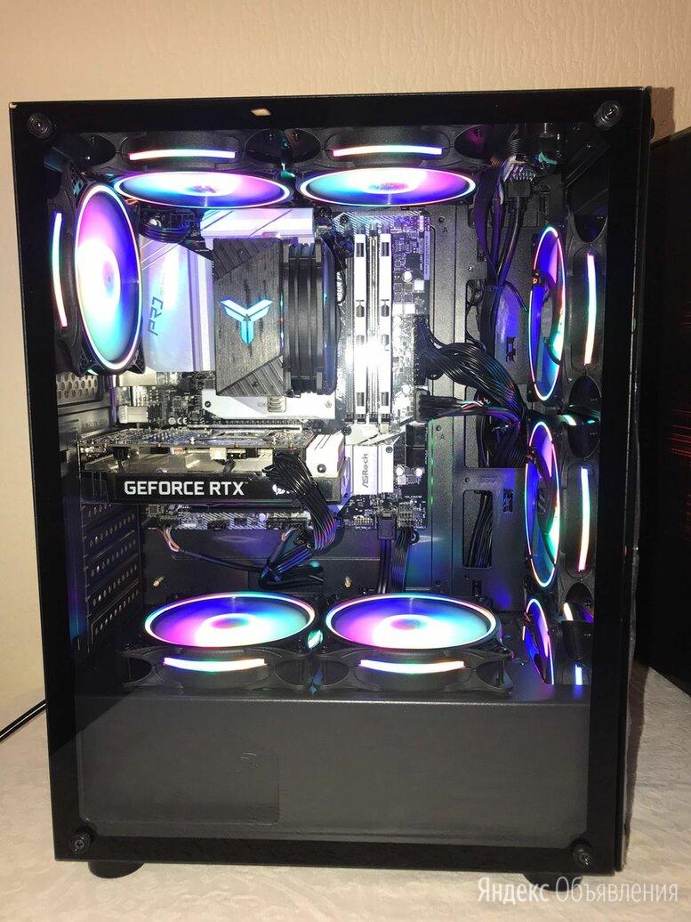 Игровой пк.Новый / Intel -10400F/ RTX 3060 12 Gb по цене 110000₽ - Настольные компьютеры, фото 0