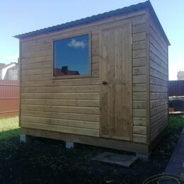 Готовые строения - Бытовка деревянная дачная, 0
