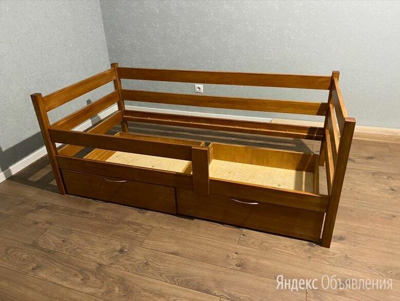 Детская кроватка из массива по цене 14900₽ - Кроватки, фото 0