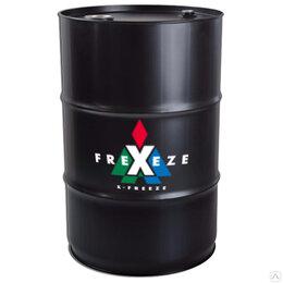 Масла, технические жидкости и химия - Антифриз X-Freeze красный Carbox  50кг  бочка, 0