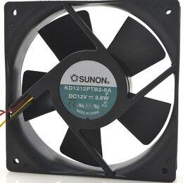 Вентиляторы - Вентилятор для промышленного применения Sunon KD1212PTB2-6A 120x120x25mm 3.6W, 0