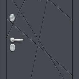 Входные двери - Дверь входнаяPorta S 15.15  Graphite Pro/Super White, ЗАКАЗ, 0