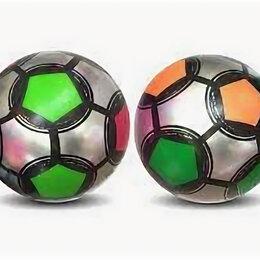 Мячи - Мяч Футбол 22см, цвет в ассорт. в пак. в кор.500шт, 0