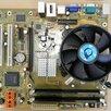 Материнская плата в сборе microATX Fujitsu по цене 1000₽ - Материнские платы, фото 0