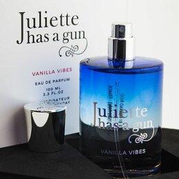 Парфюмерия - Парфюмерная вода juliette has a gun vanilla vibes, 0