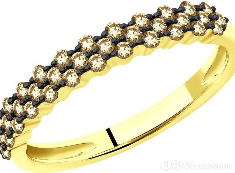 Кольцо SOKOLOV 1012210-2_s_16 по цене 34860₽ - Комплекты, фото 0