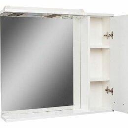 Полки, шкафчики, этажерки - Шкаф-зеркало  Cube 65., 0