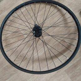 Обода и велосипедные колёса в сборе - Колесо 27, 5 заднее под кассету двойной обод на промышленных подшипниках, 0