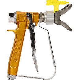 Электрические краскопульты - CONTRACOR ASG-700 Окрасочный пистолет безвоздушного распыления, 0