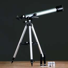 """Телескопы - Телескоп напольный """"Спутник"""" х35-350, 0"""