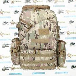 Рюкзаки - Рюкзак тактический с косыми карманами Multicam 35 л, 0