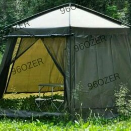 Шатры - Шатер шестигранный туристический  430см 230см, 0