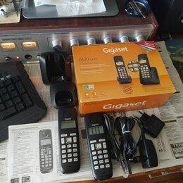 Радиотелефоны - Радиотелефон Gigaset A120 черный, 0