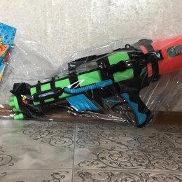 Игрушечное оружие и бластеры - Водный пистолет (бластер), 0