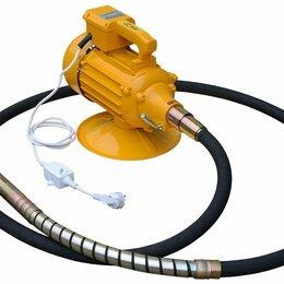 Вибротрамбовочное оборудование - Электропривод ЭП-1,5/220 с УЗО к глуб. вибратору ТСС, 0
