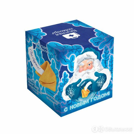 Печенье с предсказаниями 'Новогоднее волшебство', набор 5 шт. по цене 250₽ - Продукты, фото 0