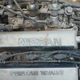 Двигатель и топливная система  - Двигатель для Nissan Primera P10, 0