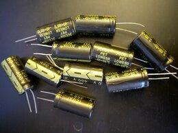 Радиодетали и электронные компоненты - Конденсаторы 450в 120мкф, 0