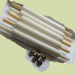Скалки - Скалка для теста, на подшипниках пластиковая, 0