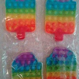 Игрушки-антистресс - Поп ит мороженое, 0