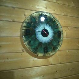 Часы настенные - Часы из эпоксидной смолы, 0