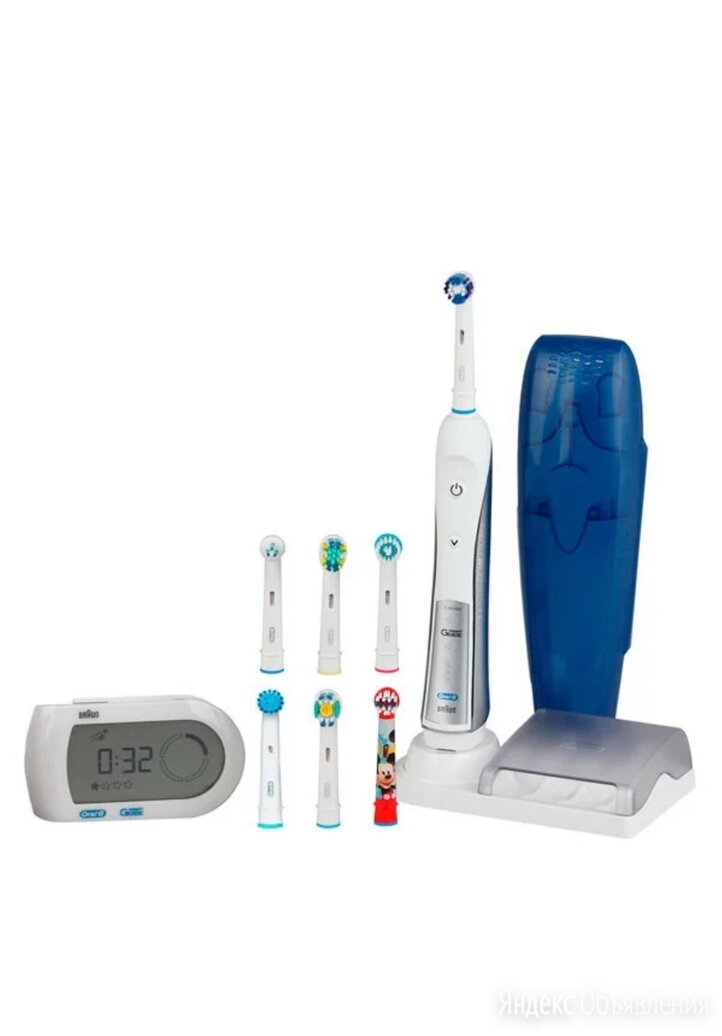 Braun Oral-B Triumph Professional Care 5000 по цене 5000₽ - Электрические зубные щетки, фото 0