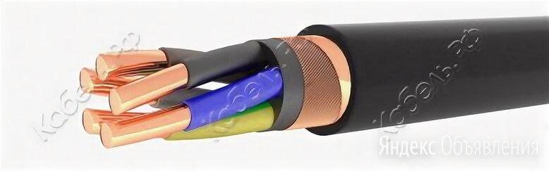 Кабель ВВГЭнг(A)-LS 4x120-1 по цене 5083₽ - Кабели и провода, фото 0