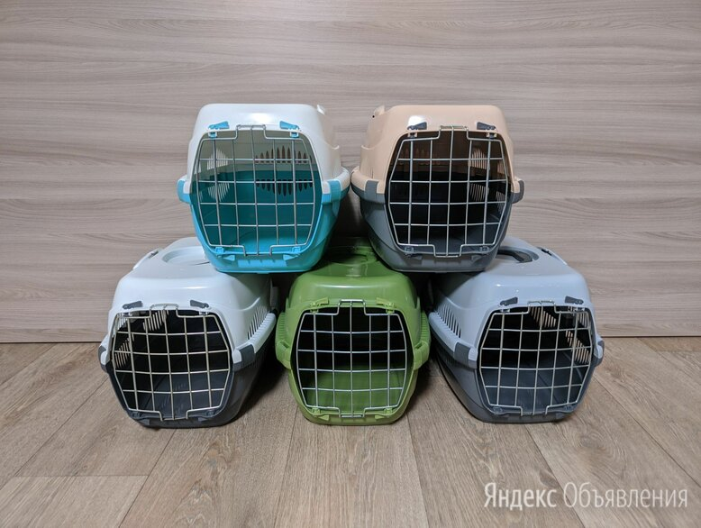 Переноска для кошек по цене 899₽ - Транспортировка, переноски, фото 0