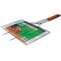 Решетки - Решётка-гриль Green Glade дер ручка разм 35х23см, 0