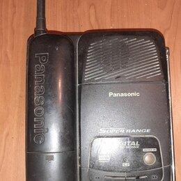 Радиотелефоны - Панасоник радиотелефон кх-т9280вх, 0