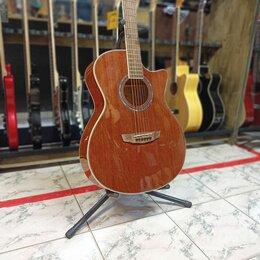 Акустические и классические гитары - Гитара Flight AG-300C, 0