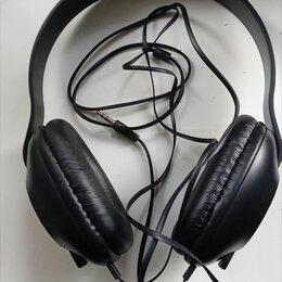 Наушники и Bluetooth-гарнитуры - Продаю наушники большие новые , 0