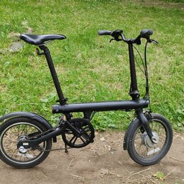 Велосипеды - Xiaomi qicycle, 0
