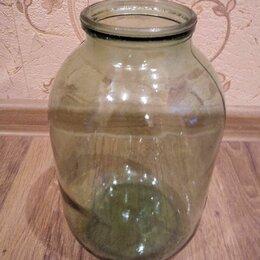 Ёмкости для хранения - 3х литровые банки. , 0