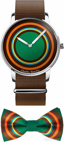 Наручные часы Charles BowTie RILSA.N.B по цене 6770₽ - Наручные часы, фото 0